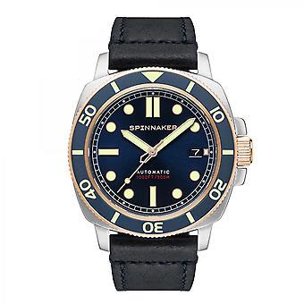 SpinNAKER Hull Diver Sp-5088-05 Watch - Men's Watch