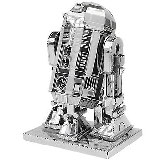 Star Wars R2-D2 Metall Erde Modell Kit