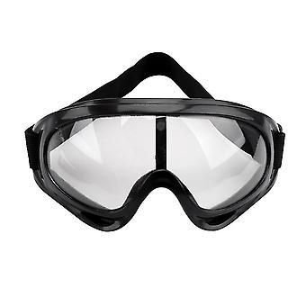 حماية العين المضادة للضباب نظارات السلامة، حماية الرياضة مقاومة للرياح، مختبر السائل