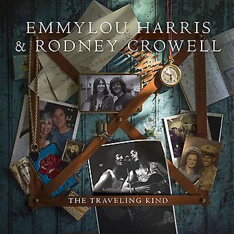 Harris, Emmylou / Crowell, Rodney - Traveling Kind [CD] USA import