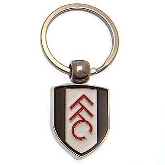 Fulham FC Crest Keyring