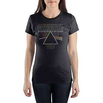 Pink floyd: the dark side of the moon crew neck short sleeve t shirt