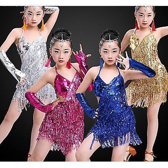 Szakmai Fringe Bálterem Latin Dance Dress