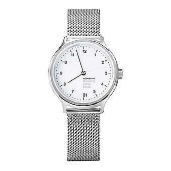 Mondaine Helvetica MH1. L1110. SM Women's Watch