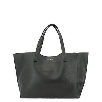 Kurt Geiger Kga058310010900 Women's Black Leather Tote