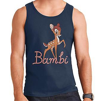 Disney Bambi Walking Men's Vest