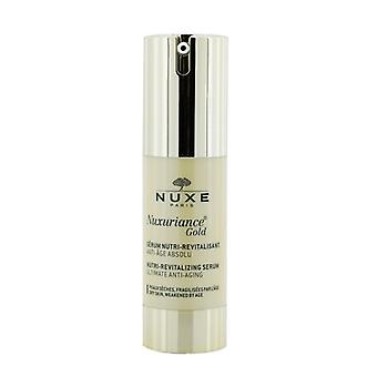Nuxe Nuxe Nuxuriance ゴールドニュートリ活性化血清 30ml/1オンス