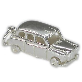 London Taxi Sterling Silver Charm .925 X 1 Taxis And Transport Charms - 267