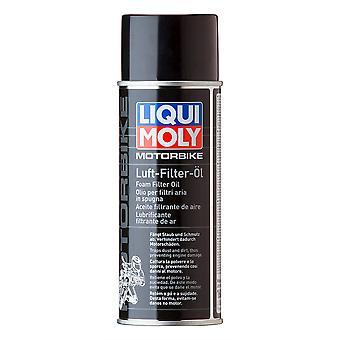 Liqui Moly 400ml Foam Filter Spray - 1604