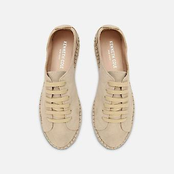 Kenneth Cole New York Womens Zane lage top Lace up mode sneakers