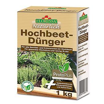 FLORISSA High bed fertilizer Proto Plus, 1 kg