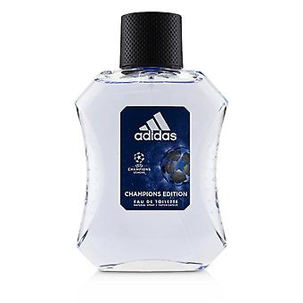Adidas Champions League Eau De Toilette Spray (Champions Edition) 100ml/3.4oz