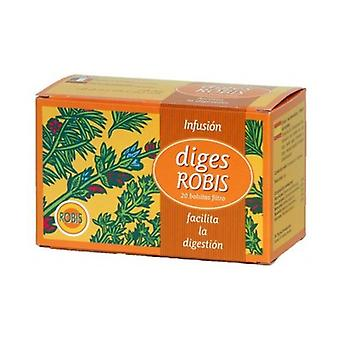 Organic Infusion Diges 20 packets