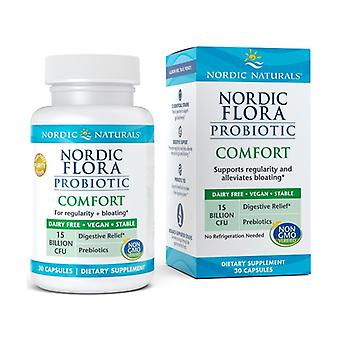 Nordic Flora Probiotic Comfort, 15 billion CFU 30 capsules