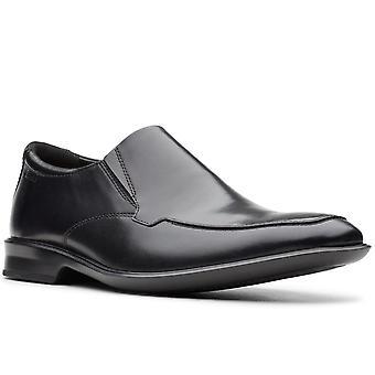 Clarks Bensley Step Men's Wide Fit Formalschuhe