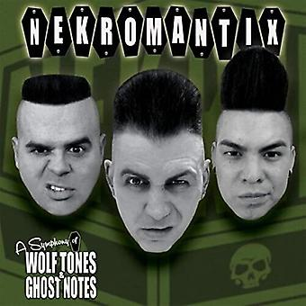 Nekromantix - Symphony Of Wolf Tones (Trans Green) [Vinyl] USA import