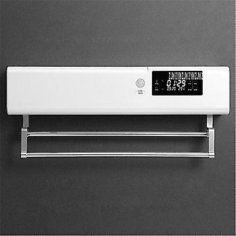 Sterilization Heated Towel Rail Warmer, Intelligent Human Body Induction Wall