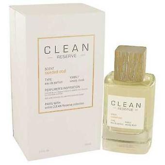 Clean Sueded Oud Par Clean Eau De Parfum Spray 3.4 Oz (femmes) V728-537904