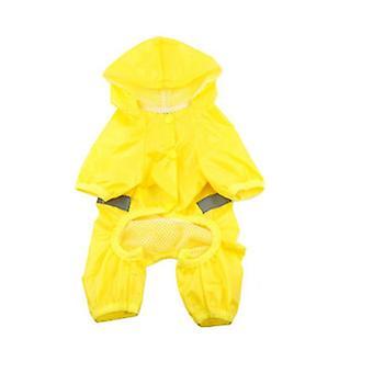 Pet Dog Waterproof Raincoat  Pet Dog