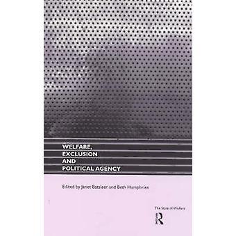 Hyvinvointi - Janet Batsleerin syrjäytyminen ja poliittinen toimisto - 97804151