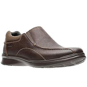 كلاركس كوتريل خطوة رجال تناسب واسعة الأحذية عارضة