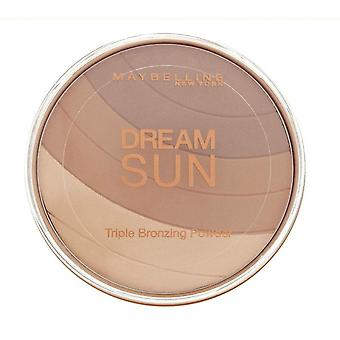 Maybelline Dream Sun Triple Bronzing Puder