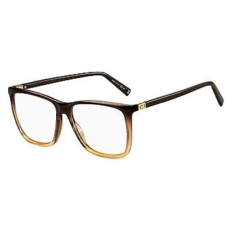 Givenchy GV0142 GLN Brown Yellow Glasses