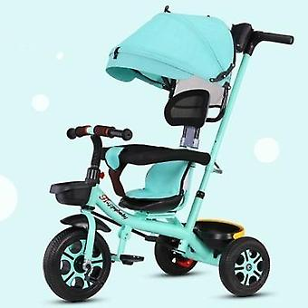 Rotating Seat Baby Stroller, Tricycle Bicycle Can Ride Bicycle
