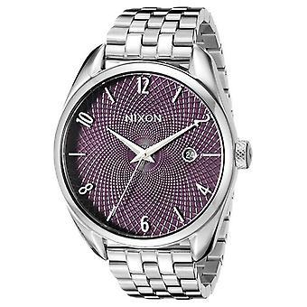 Ladies'Watch Nixon A4182157 (38 mm) (ø 38 mm)
