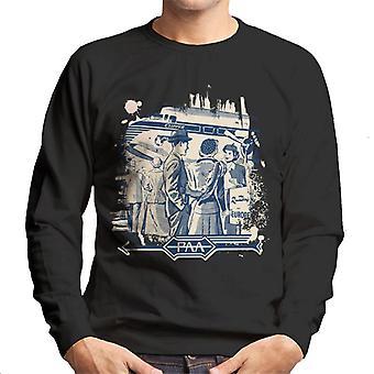 Pan Am The Rainbow Men's Sweatshirt