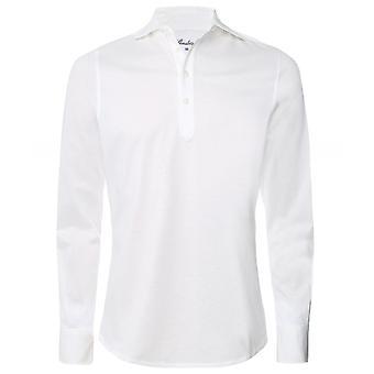 Stenstroms Slimline Jersey Popover Shirt