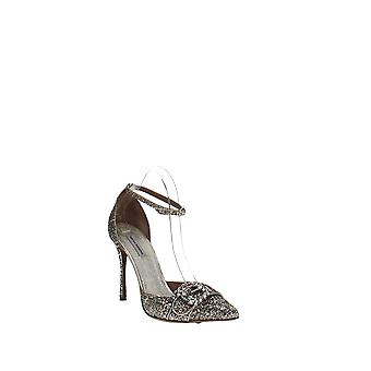 Tabitha Simmons   Tie the Knot Glitter Pointed Toe Pumps
