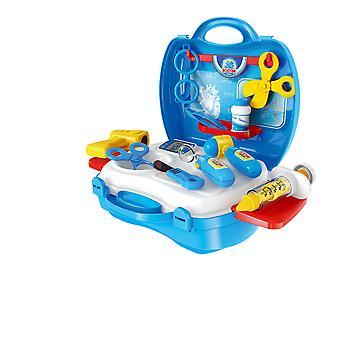 35Kpl lapset lääkäri sarja lelut teeskennellä pelata lääketieteellinen sarja rooli pelata lasten lahjoja