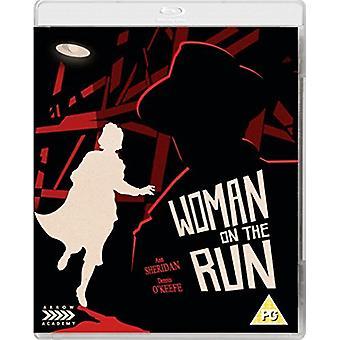 Woman on the Run Blu-ray + DVD