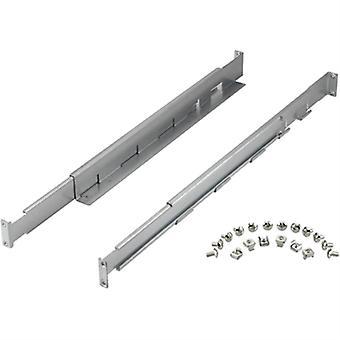 """Metallguider Rack Salicru 698OP000013 19"""" Aluminium 48-78 cm"""