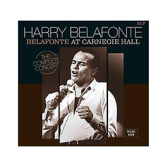 Harry Belafonte - Belafonte At Carnegie Hall: The Complete Concert Vinyl