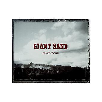 Gigantisk sand - Valley of Rain 25-årsjubileum CD