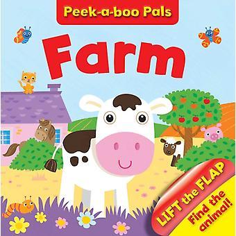 مزرعة Peekaboo الذي كتب إيغلو