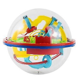 100 de nivele Challenge Orbit Maze Ball Game 3D Maze Ball Jucării educative pentru copii Magic Maze Ball