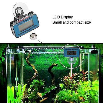 Digitális merülő akvárium Akvárium LCD hőmérő hőmérsékletmérő