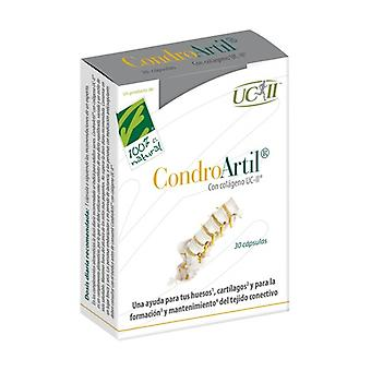 ChondroArtil with collagen UC-II 30 capsules