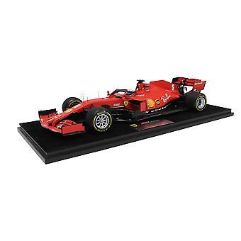 Ferrari SF1000 Sebastian Vettel (Barcelona Test F1 2018) in Red