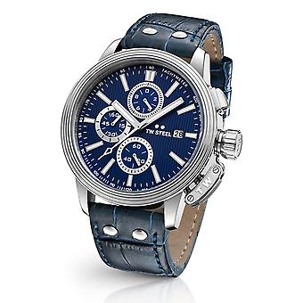 TW Steel CE7008 CEO Adesso chronograph men's watch 48mm