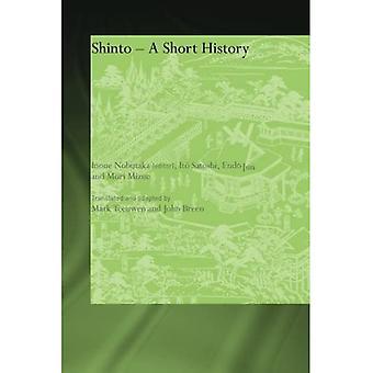 Shinto: A Short History