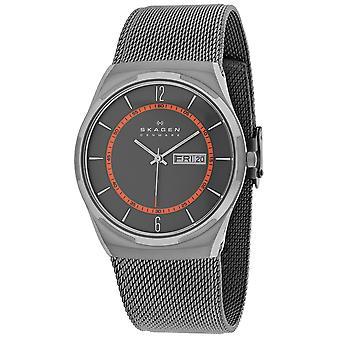 Skagen Men's Melbye Silver  Dial Watch - SKW6007