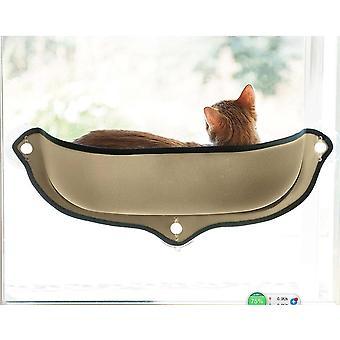katt hengekøye seng ramme vindu vinduskarmen hengekøye sucker myk og komfortabel bur