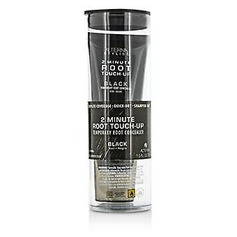 Alterna Stylist 2 Minute Root Touch-up Temporary Root Concealer - # Black - 30ml/1oz