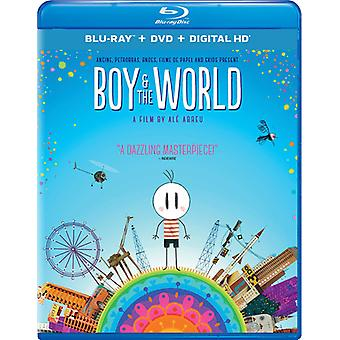 Gutt & verden [Blu-ray] USA import