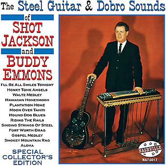 Jackson & Emmons - Steel Guitar & Dobro Sounds [CD] USA import