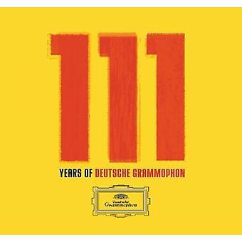 111 år av Deutsche Grammophon - 111 år Deutsche Grammophon [CD] USA import